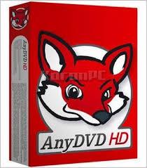 AnyDVD HD 8.3.9.0 Crack