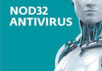 NOD32 AntiVirus 12.2.29.0 Crack